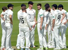 CRICKET: Lancashire on top after day two against Worcestershire