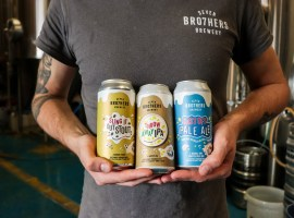 """Working with Kellogg's was amazing"" – Seven Brothers Brewing Co. wins award for collaboration"