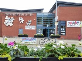 Langworthy Cornerstone provide free meals during school holidays