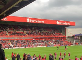 Banks's Stadium, Walsall (Credit: Charlie Gregory)