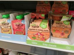 Baby food Image credit: Beckie Bold
