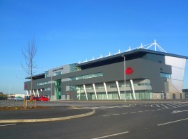 Charity Cage Wars is heading to the AJ Bell Stadium this Saturday.