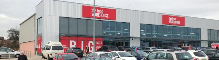 The Food Warehouse Walkden