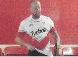GMP want information on this man.  Taken from GMP facebook page