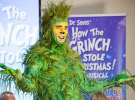 The Lowry - How the Grinch stole Christmas Launch 16-09-19