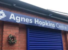 Agnes Hopkins Centre tackles isolation in Swinton community