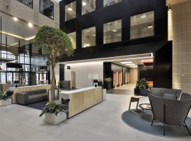 Apadmi sign 11-year lease for penthouse offices in Salford Quays. Image Credit: Apadmi