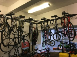 Salford based business helps community and environment with e-bikes