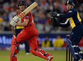 """I cannot wait to get started again"" – Lancashire re-sign all-rounder James Faulkner for 2020 Blast"