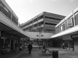 Eccles Shopping centre. Image credit: Mikey on Flikr. Used under CC BY 2.0