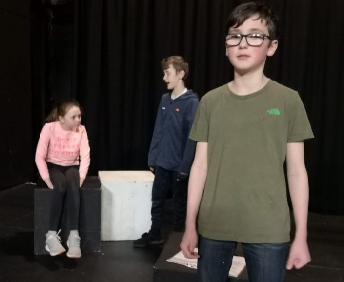7-11 salford acting class