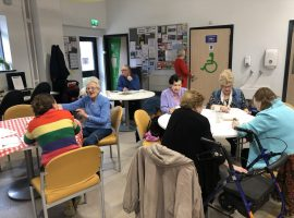 """""""It's really important that we have places like this where we can come together"""" breaking down barriers with Lunch and Learn"""