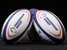 Premiership Rugby balls
