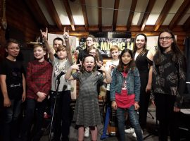 Salford music school launch online music lessons and social 'gigstancing'