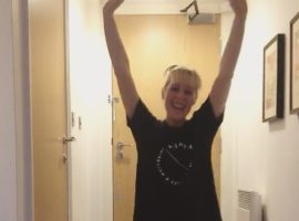 """""""It's helped people cope and recover with a lot in their lives """" Video home workouts to raise money for MIND Salford"""