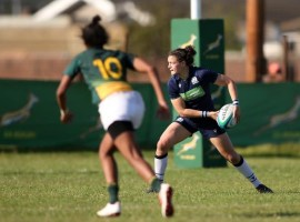 RUGBY UNION: Sale Sharks Women sign Scotland's Grieve