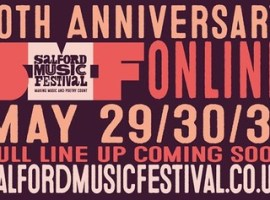 Online Salford music festival this weekend includes Graham Nash, Peter Hook and others