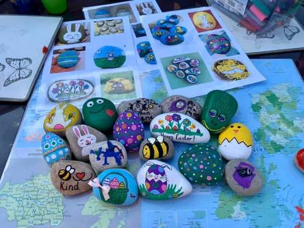 Karen's Pebbleart creations
