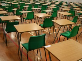 Government U-turn with grades now based on teacher assessment