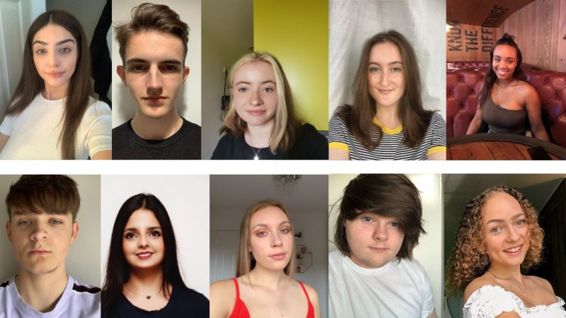 Exciting, scary, challenging – what Salford University's new students feel about starting university life in the middle of the Coronavirus pandemic