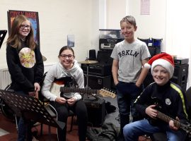 The music school keeping the Salford community connected