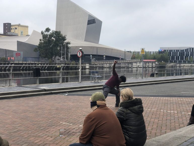 'Circuit' at The Lowry Theatre
