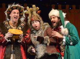 """They would have bitten your hand off to come back"" – Horrible Histories Pantomime returns to Salford"
