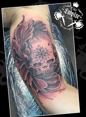 tattoo and owner of parlour