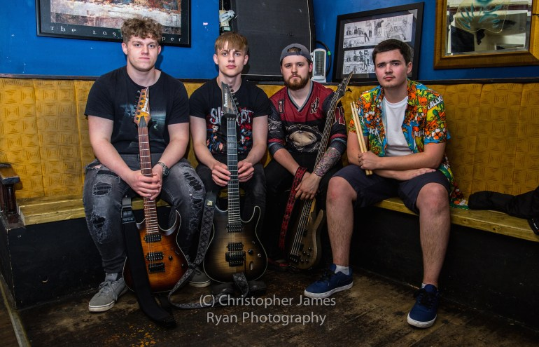 Salford boy-band Unknown Refuge release new single 'If The Gods Be Good'    Salford Now