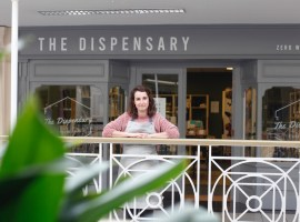 The Dispensary, in Walkden. Image courtesy of Fay Watts. Safe to use