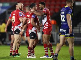 Salford Red Devils look to bounce back from the 'disappointment' of season opener