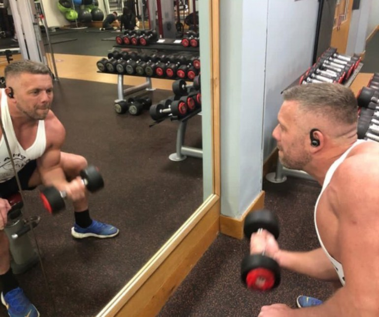Salford personal trainer