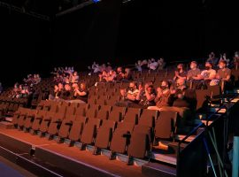 """""""We really missed them"""" – dock10 hosts first audience after coronavirus lockdown"""