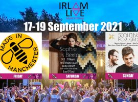Irlam Live 2021: Scouting for Girls and Sophie Ellis-Bextor headline Salford music festival