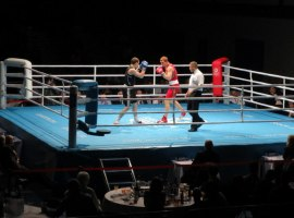"""""""We've got some really decent 50/50 fights""""- Boxing returns to Salford as the AJ Bell Arena hosts local fight night"""