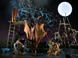 The Lost Happy Endings coming to The Lowry Theatre. Image Credit: The Lowry Theatre Press Office (press release)