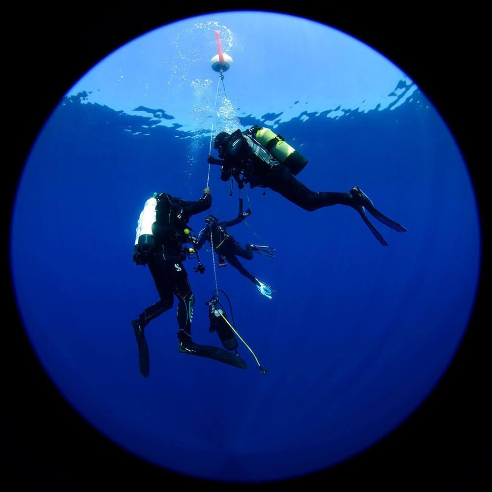 TDI Advanced Nitrox Diver 40m 2,5 Days