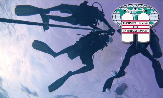 Go Beyond | Technical Diving with S'Algar | TDI
