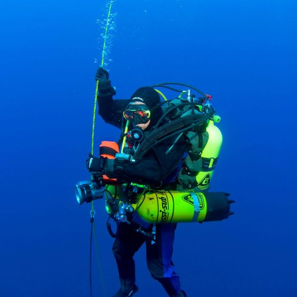 TDI Extended Range Diver Course   S'Algar Diving, Menorca
