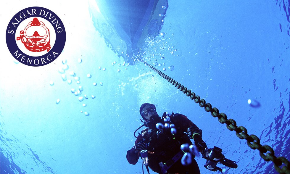Best dive sites in Menorca | S'Algar Diving