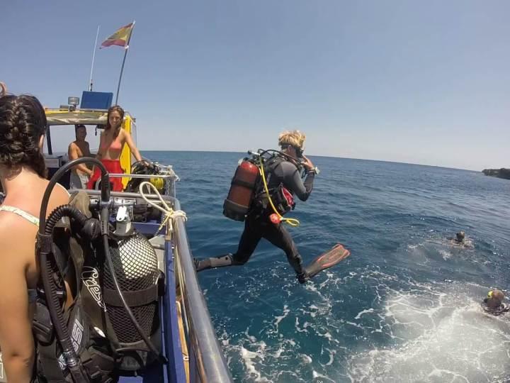 Scuba diving with #1 Dive Centre in Menorca | S'Algar Diving
