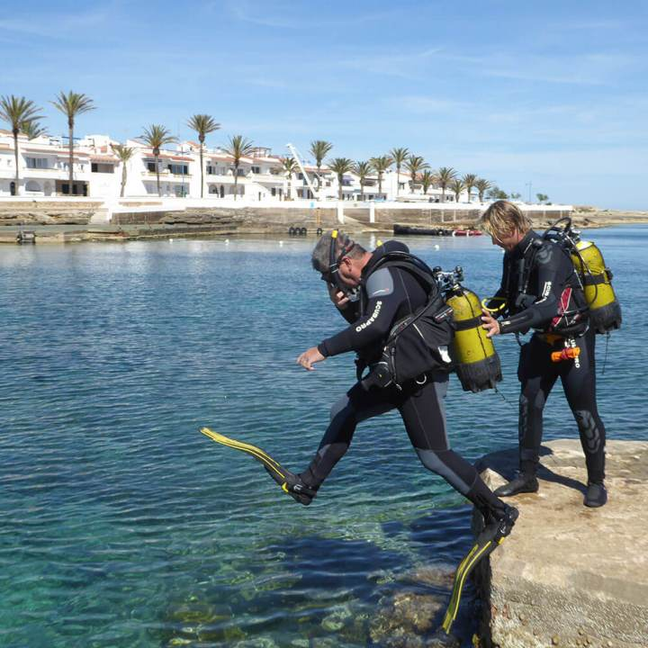PADI Reactivate Refresher | S'Algar Diving, Menorca
