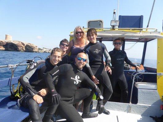Scuba Diving | S'Algar Diving, Menorca