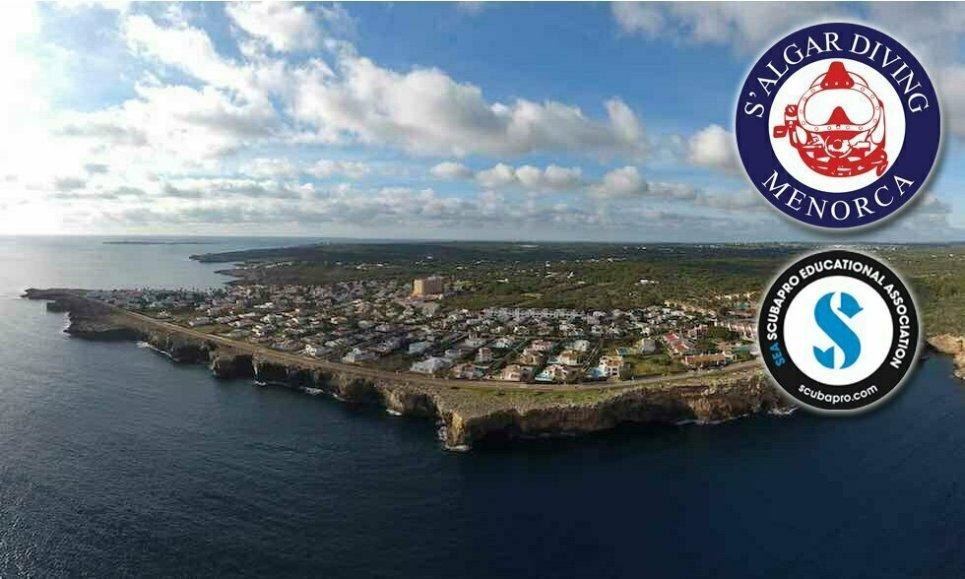 Bucear en la nueva Reserva Marina de Menorca, Isla del Aire, con Salgar Diving