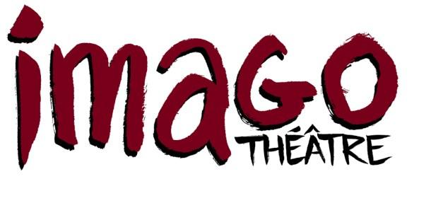Theater production company logo.