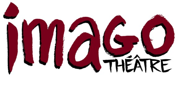 Theater production company logo.