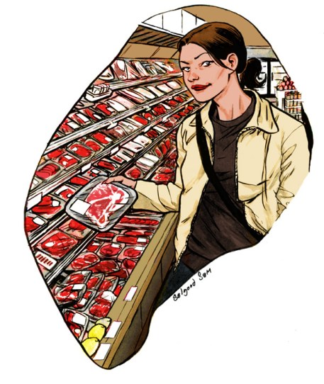 Illustration - Consumer Magazine