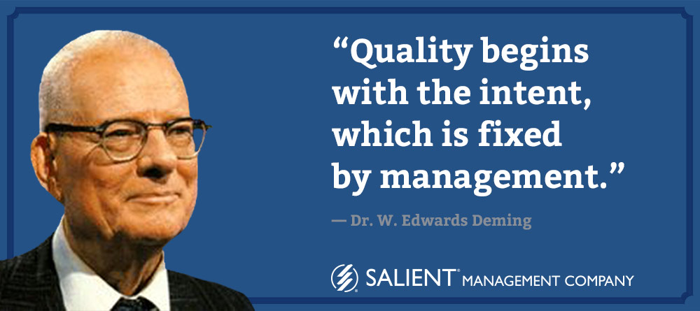 w edwards deming 14 points for management