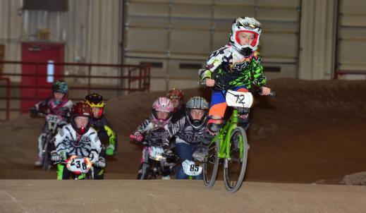 Red Hills BMX Blackhawk Arena Salina Utah 3