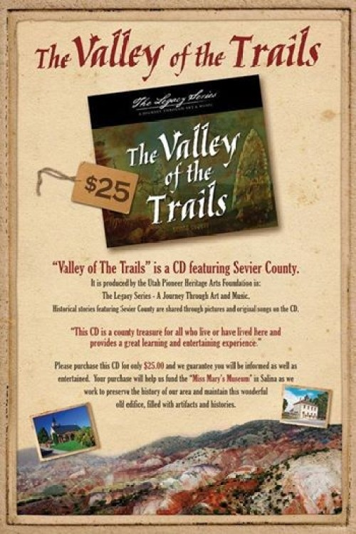salina valley of the trails